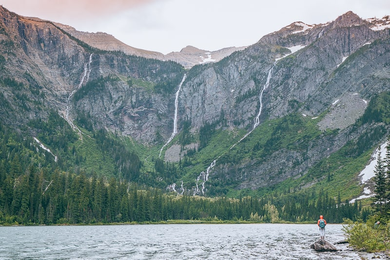 Short & Easy Hikes in Glacier National Park, Montana