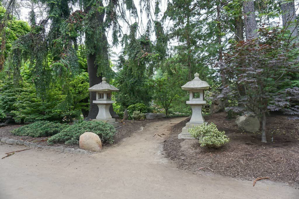 Japanese Garden at Lotusland, One of the Best Gardens in the World - Photo by OutsideSuburbia.com