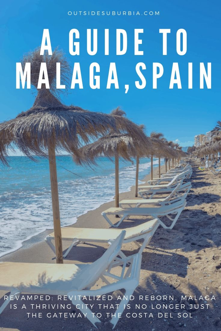 Revamped; revitalized and reborn, Malaga is a thriving city that is no longer just the gateway to the Costa del Sol. #MalagaSpain