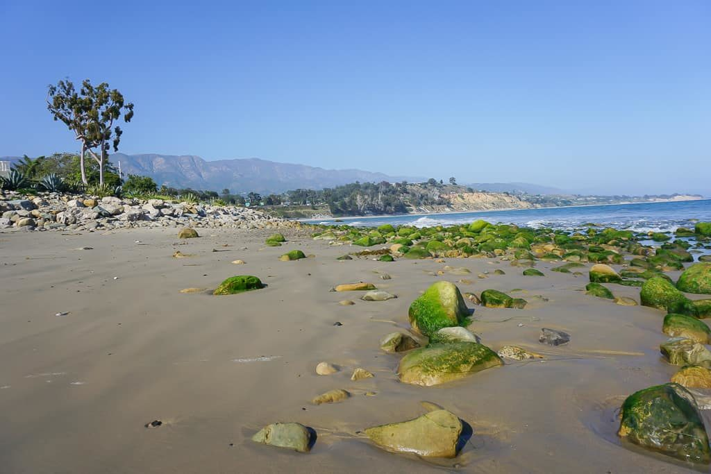 Miramar Beach, Santa Barbara - Photo by Outside Suburbia