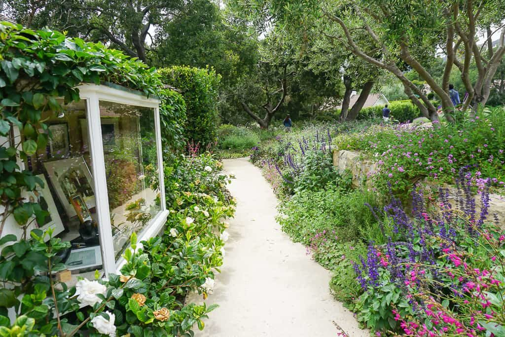 Gardens at the San Ysidro Ranch, California - OutsideSuburbia.com