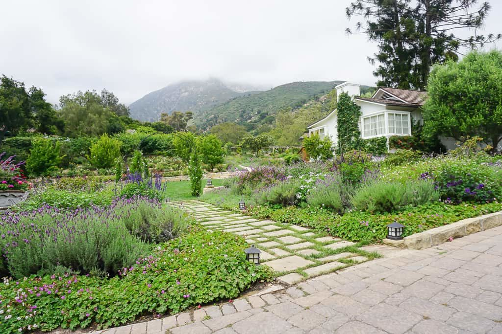 A visit to the San Ysidro Ranch, California - OutsideSuburbia.com