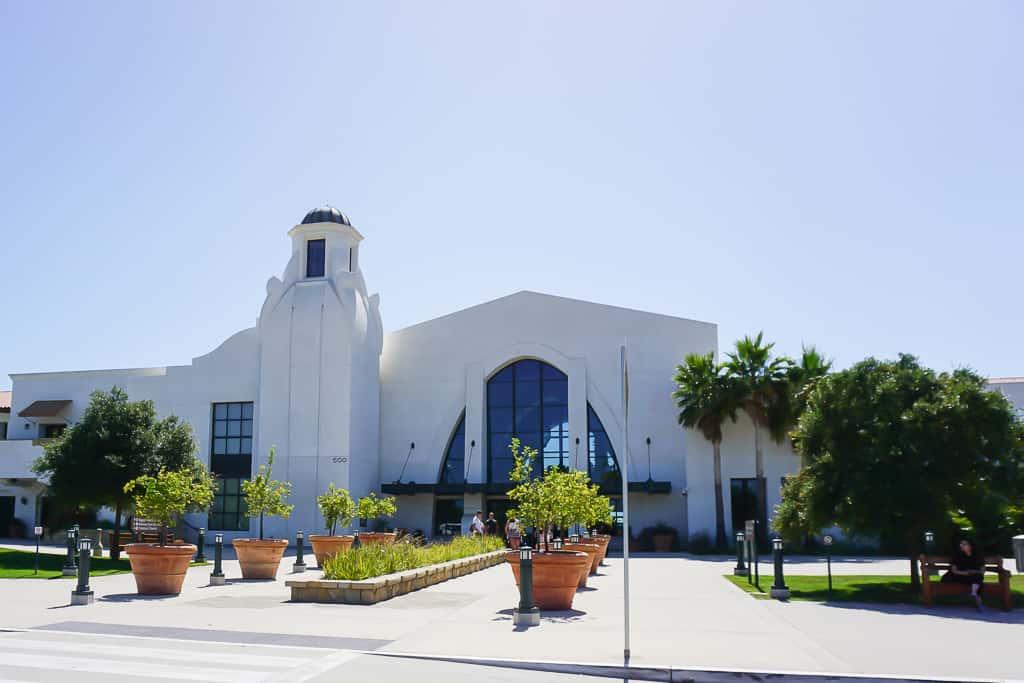 Santa Barbara airport - Weekend Guide to the American Riviera | Outside Suburbia