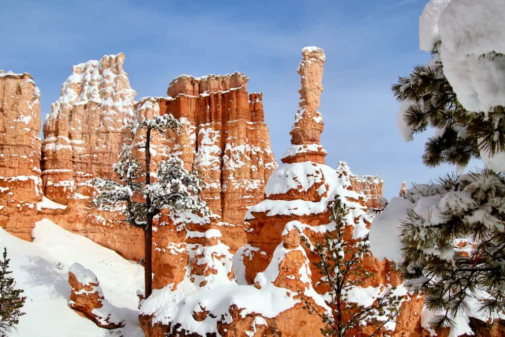 Short Easy Hikes in Bryce Canyon National Park, Utah -  Best US National Parks for families - OutsideSuburbia.com