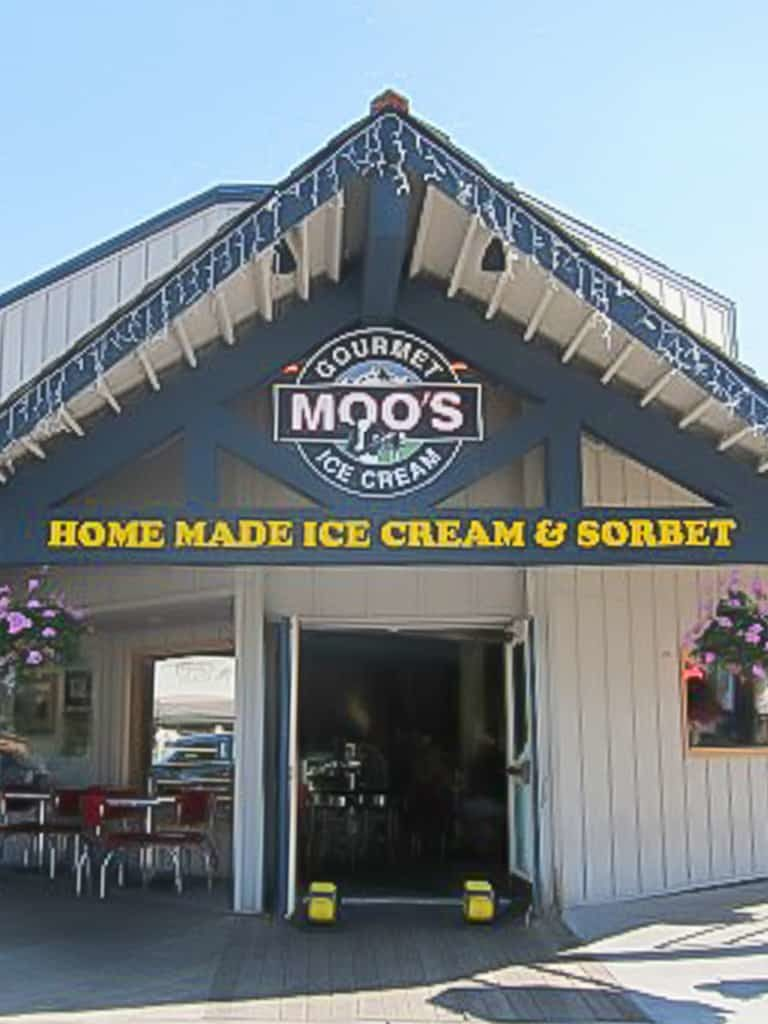 Best Ice cream spot in Jackson Hole, Wyoming