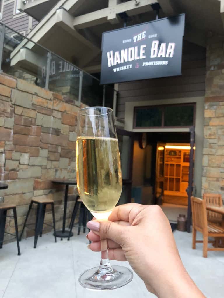 Handle Bar - Four Seasons Jackson Hole