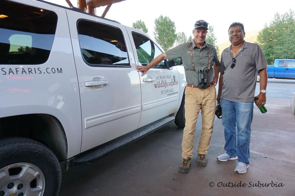 A Private Safari in Wyoming - Photo by OutsideSuburbia.com