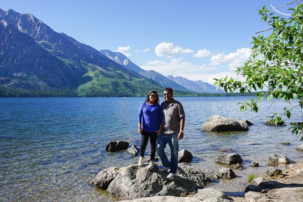 Jenny Lake, Wyoming | Best things Grand Teton NP | Outside Suburbia