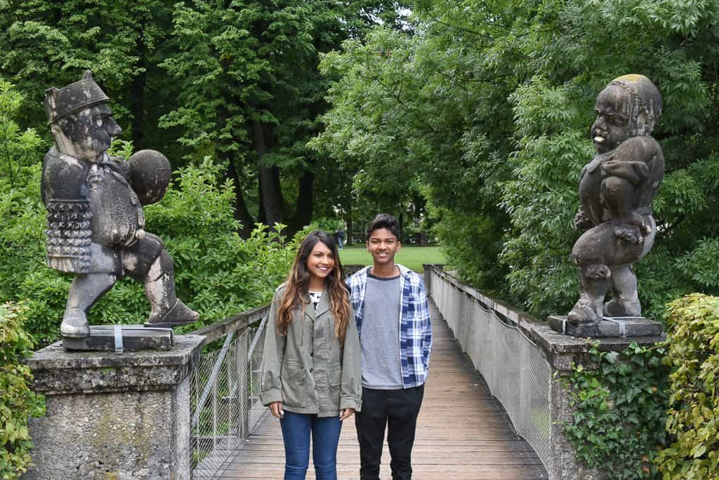 Mirabell Palace and Gardens, One day in Salzburg Itinerary - OutsideSuburbia.com