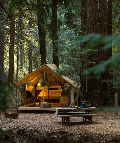 Ventana Big Sur Glampsites in California - OutsideSuburbia.com