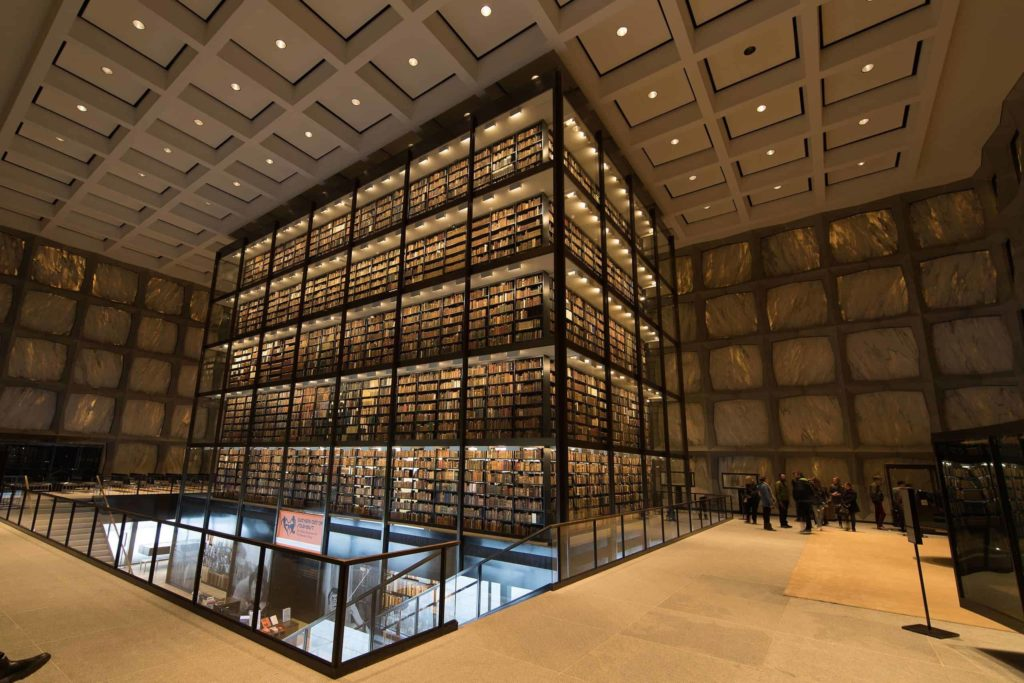 Yale University's Beinecke Rare Book and Manuscript Library, Fun Things To Do In Connecticut