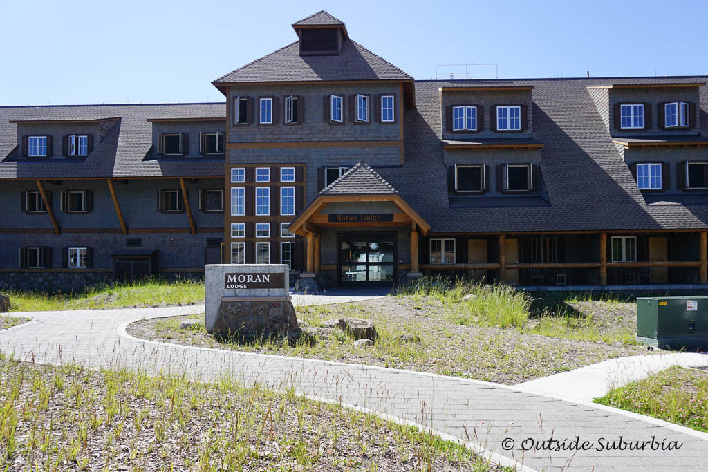 Canyon Village - Yellowstone National Park Lodge - OutsideSuburbia.com
