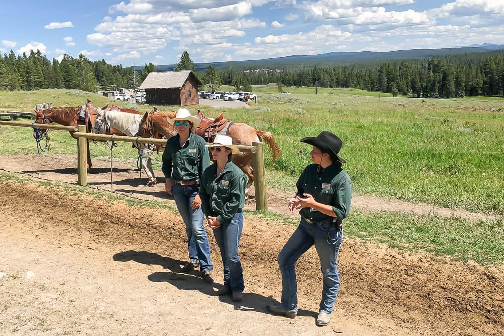 Saddle up! Best things to do and see in Yellowstone - OutsideSuburbia.com