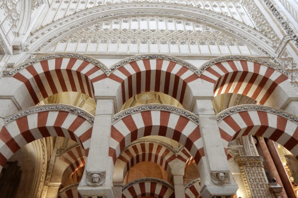 A Day trip to see the Candy Cane Arches: One day in Cordoba - outsidesuburbia.com