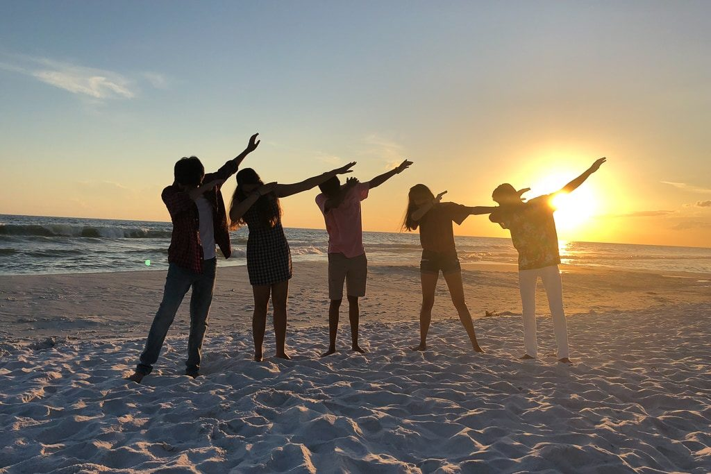 Waiting for sunset - best things to do 30A, South Walton, Florida