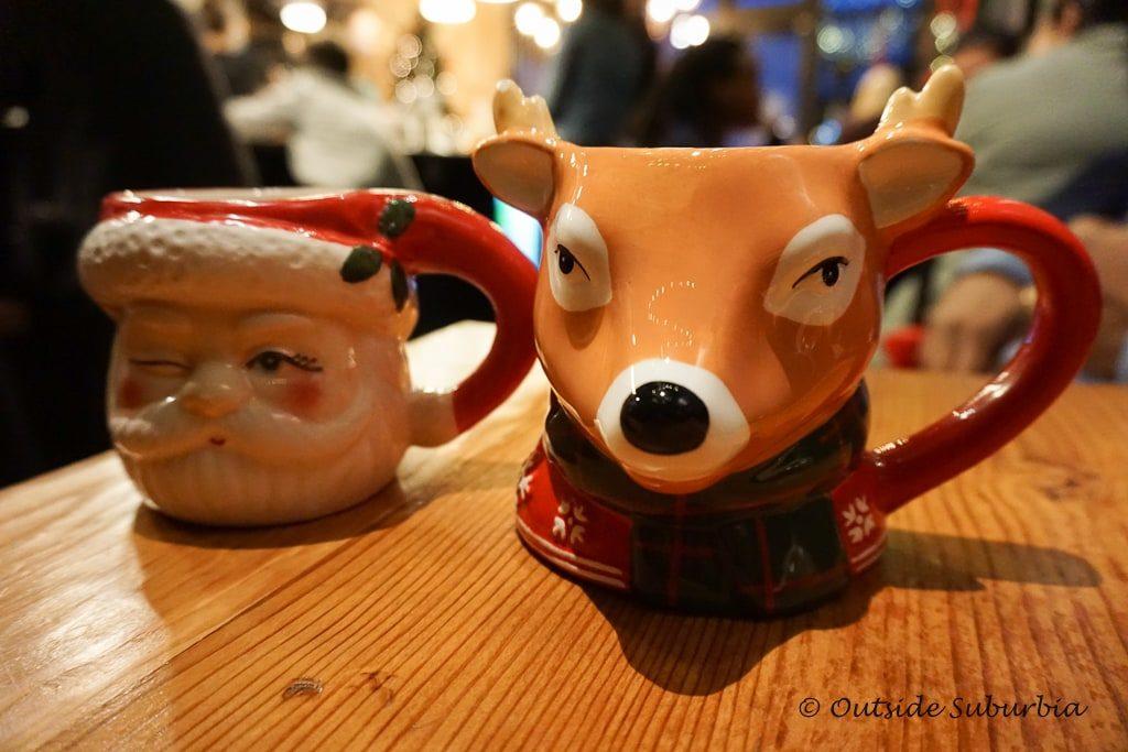 Have you had a Fa La La Latte at the most festive coffee shop in  Dallas Fort Worth? | Outside Suburbia