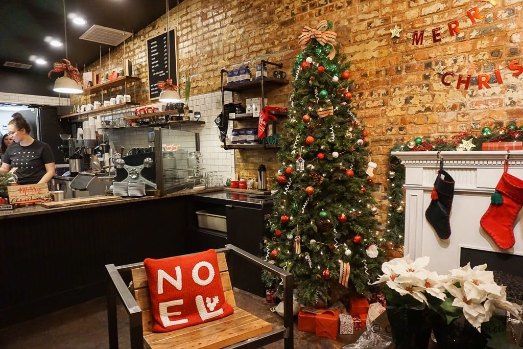 Best Dallas Coffee Shop to visit during Christmas | Outside Suburbia