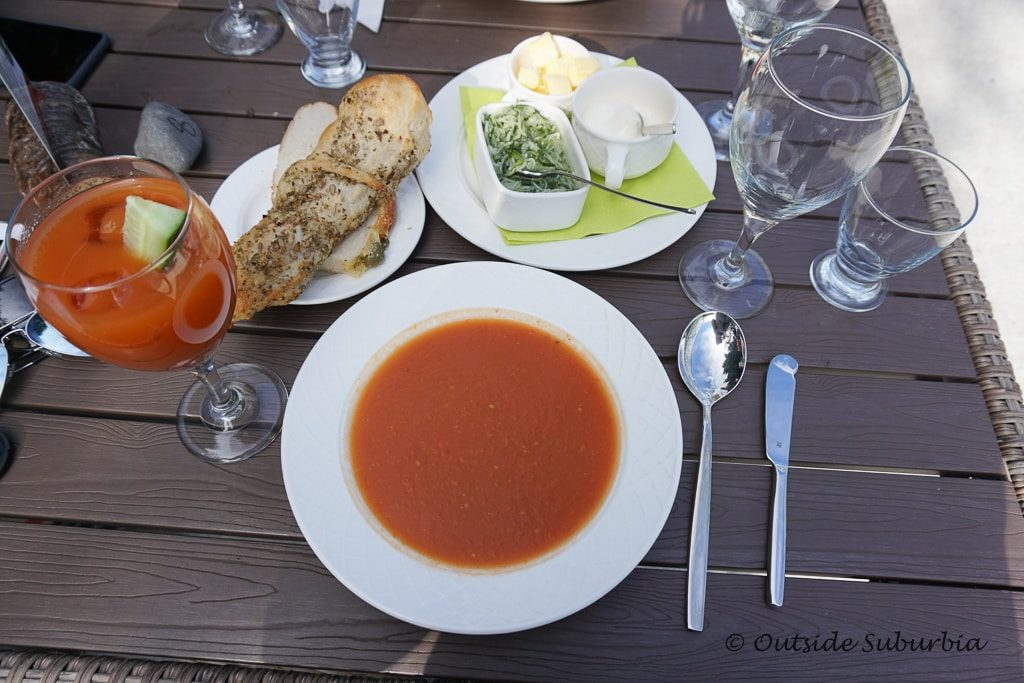 Lunch at Fridheimar Tomato Greenhouse in Iceland - OutsideSuburbia.com