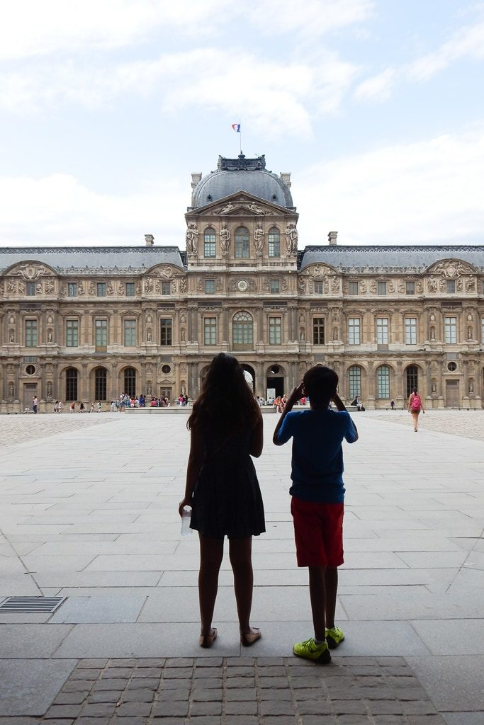 Must sees & Memories of our 3 days in Paris - OutsideSuburbia.com