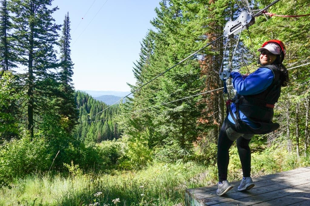 Summer Adventures in Whitefish, MT | Outside Suburbia