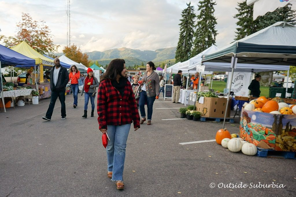 Farmers Market in Whitefish Montana
