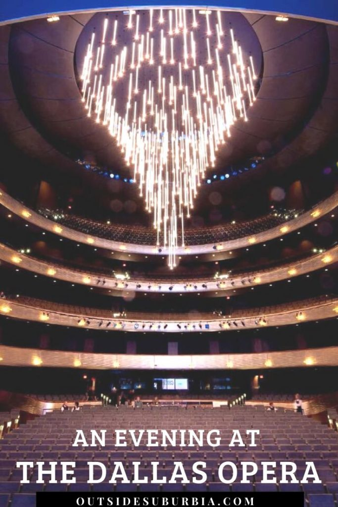 Mozart, Monsters and Magic, an evening at the Dallas Opera | Outside Suburbia
