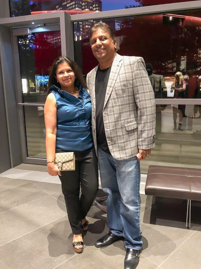 Date night at the Dallas Opera