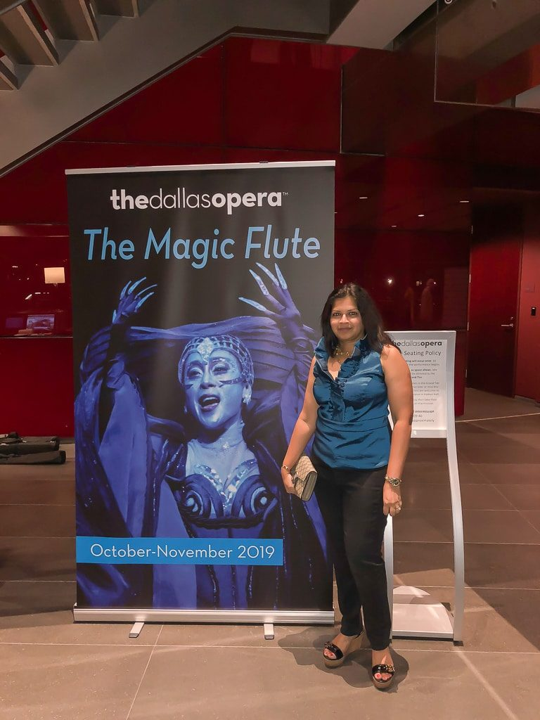 The Magic Flute at the Dallas Opera