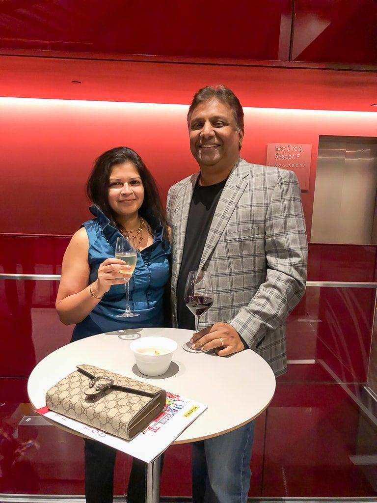 Datenight at The Dallas Opera - Priya Vin from Outside Suburbia
