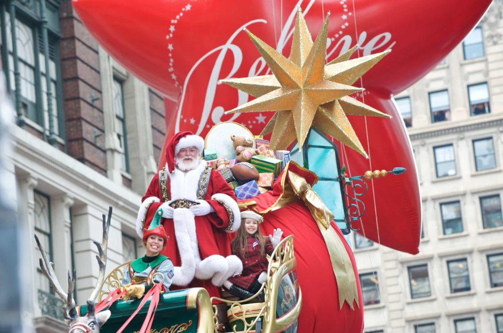 Macys Parade - November in New York City