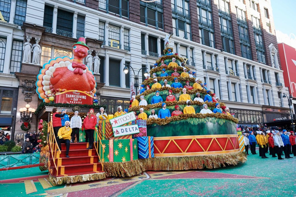 Macy's Thanksgiving Parade - November in New York