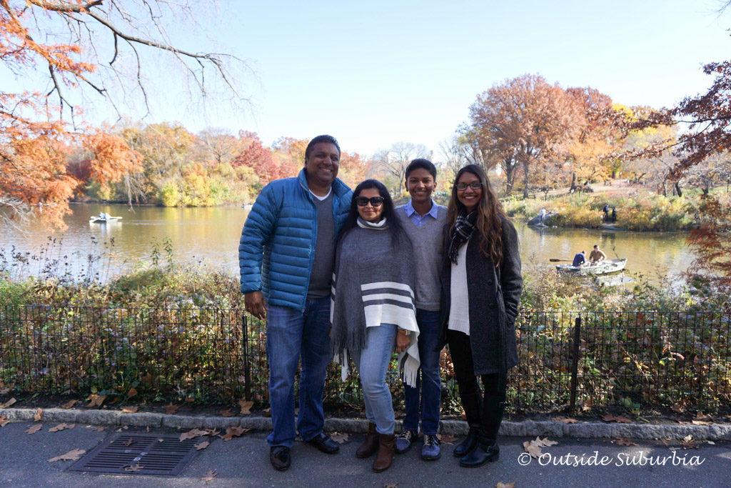 November in New York City - OutsideSuburbia.com