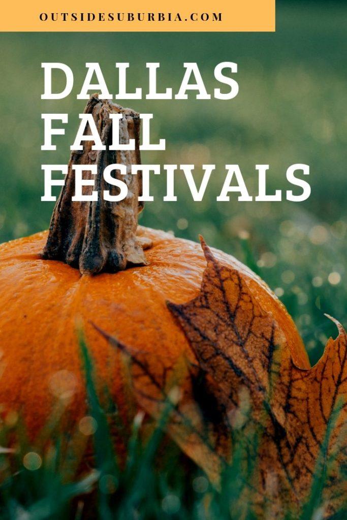 Fall Festivals ina and around Dallas   Outside Suburbia