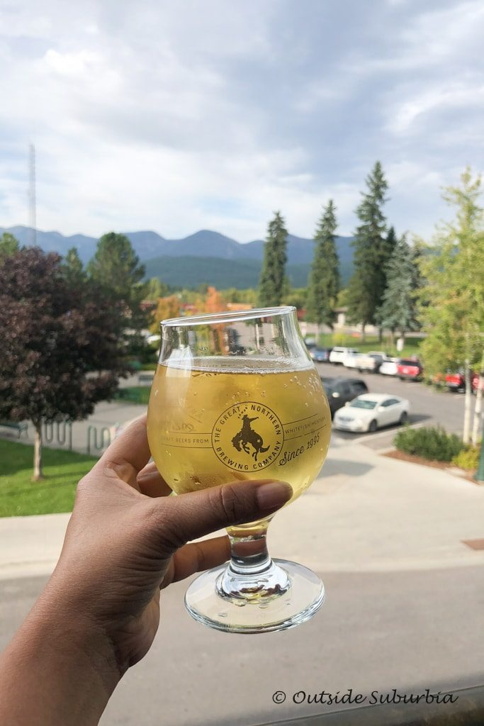 The Northern Brewing Company - Whitefish Montana Restaurants