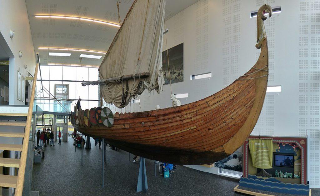 Viking World, Reykjanes