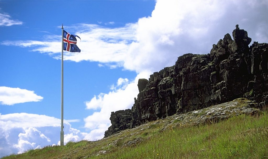 Thingvellir National Park, Laugarvatn