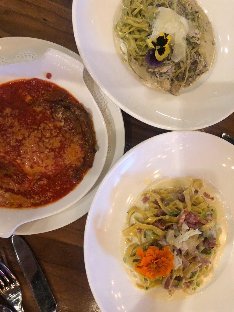 Favorite Italian Restaurant in Plano | Outside Suburbia