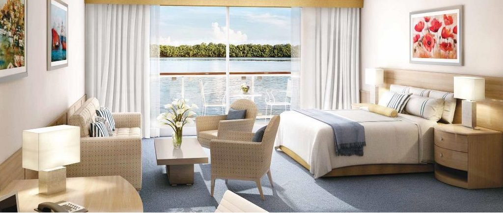 American Cruise Lines Staterooms