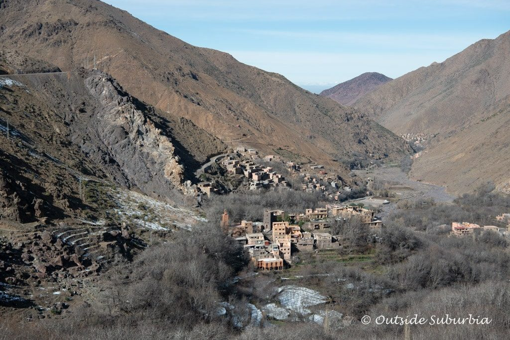 A trek in the Atlas Mountains at Toubkal National Park - OutsideSuburbia.com