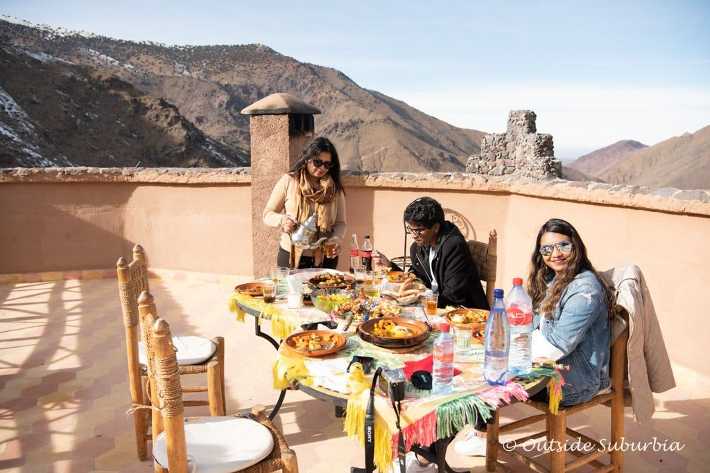 Roches, Armed - Highest Rooftop Restaurant in North Africa - OutsideSuburbia.com