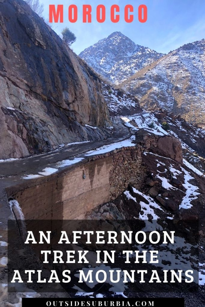 An afternoon hike in the Atlas Mountains at Toubkal National Park | Outside Suburbia
