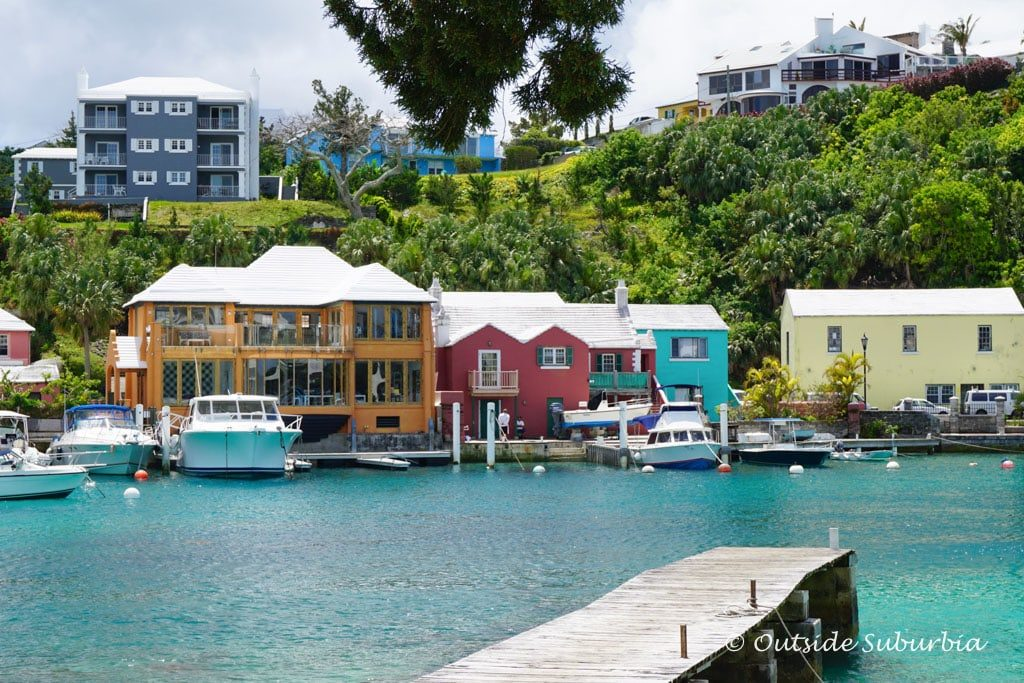Flatts Village, Bermuda