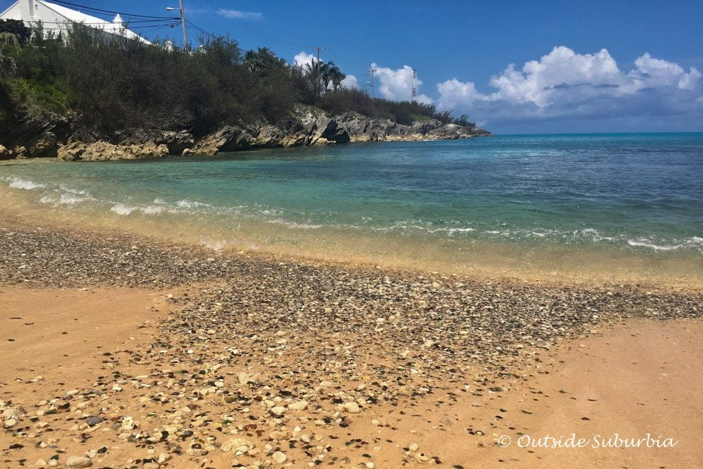 Sea Glass Beaches in Bermuda