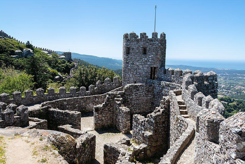Castelo dos Mouros , Portugal