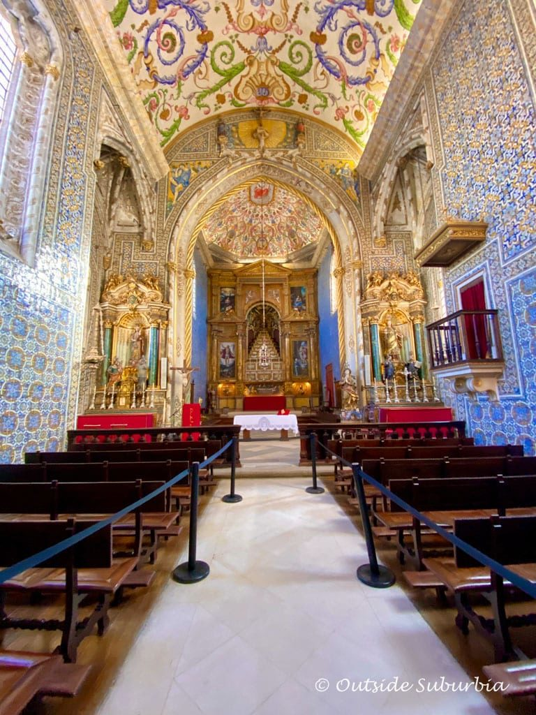 Capela de São Miguel, Coimbra