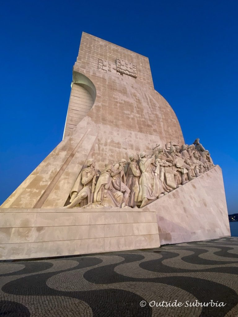 Monument to the Discoveries, Lisbon | Outside Suburbia