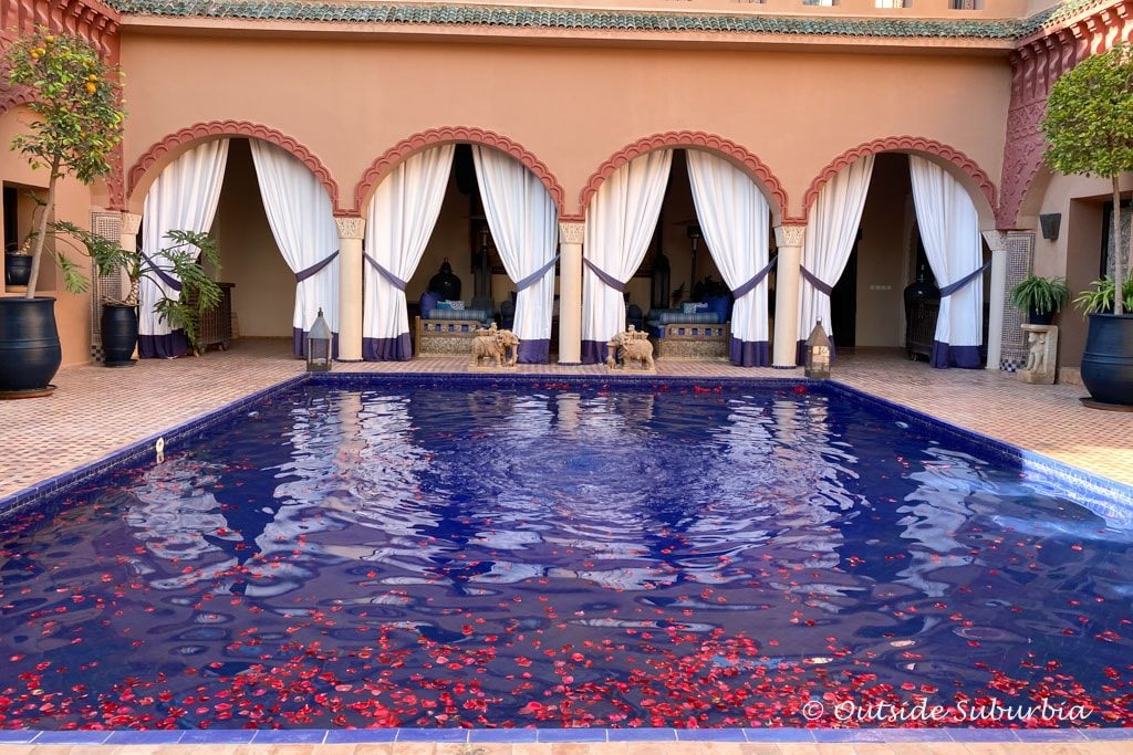 Kasbah Tamadot - Morocco - One of the Top resorts in Africa  -  OutsideSuburbia.com