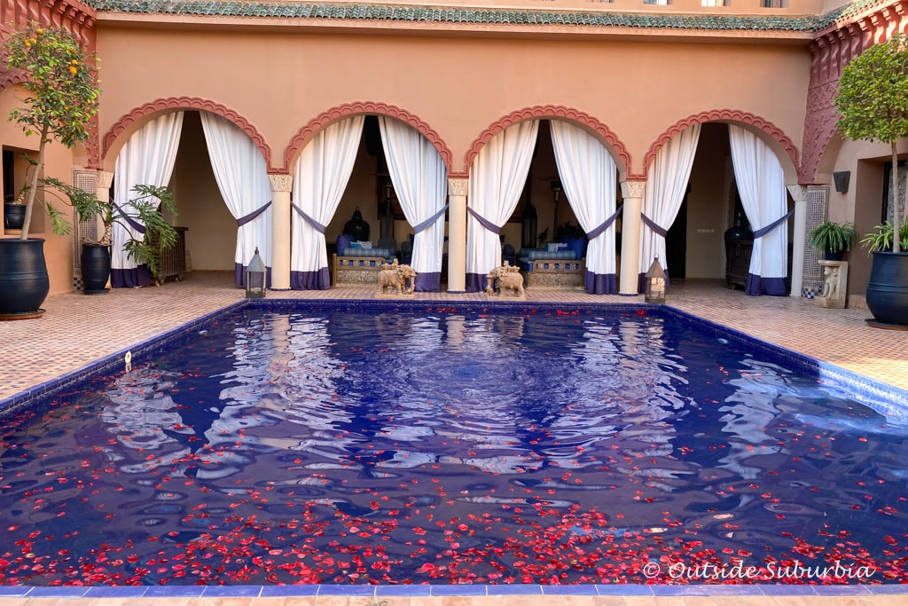 Kasbah Tamadot: A magical retreat in the base of the Atlas Mountains • Outside Suburbia Travel