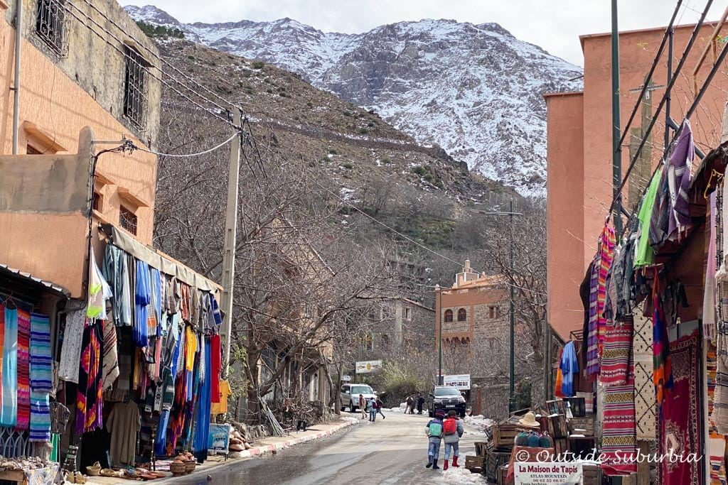 Imlil - A trek in the Atlas Mountains at Toubkal National Park - OutsideSuburbia.com