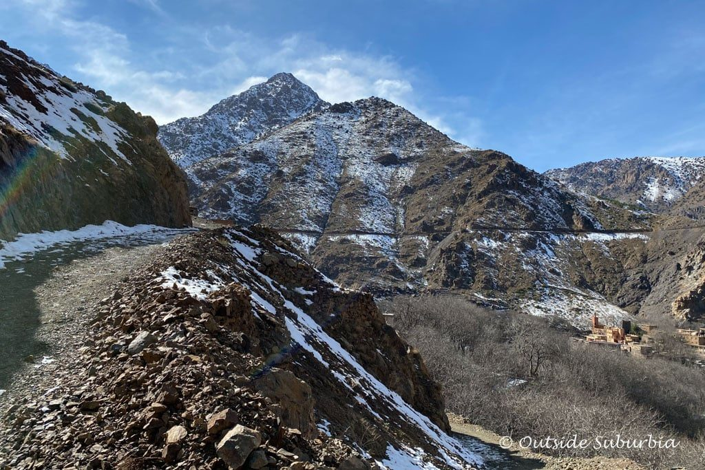 High Atlas Mountains in Toubkal National Park - OutsideSuburbia.com